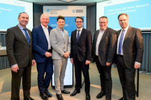 "BDI-Initiative ""Energieeffiziente Gebäude"""